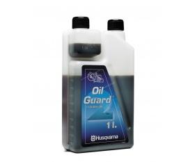 Olej do silników dwusuwowych Husqvarna Oil Guard 1L z dozownikiem 544976501