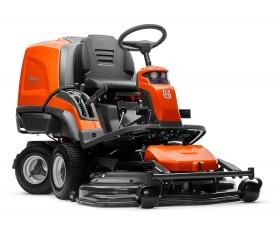 Husqvarna Rider RC 320Ts AWD + agregat Combi RC 103 + podkaszarka 115iL z baterią i ładowarką 967628802 9676288-02 967 62 88-02