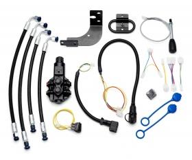 Zestaw hydrauliczny osprzętu przedniego riderów Husqvarna P 520D P525D 966754501 9667545-01 966 75 45-01