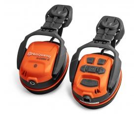 Ochronniki słuchu Husqvarna X-COM R z radiem FM i łącznością Bluetooth do kasków 595084201