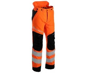 Spodnie Husqvarna Technical High Viz z ochroną antyprzecięciową rozmiar 46 - 62 5950872xx 5950872-xx 595 08 72-xx