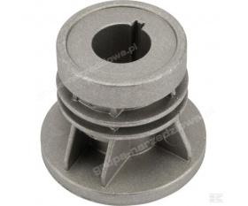 Piasta cierna kosiarki Stiga Multiclip 51 53 średnica wału 22,2mm