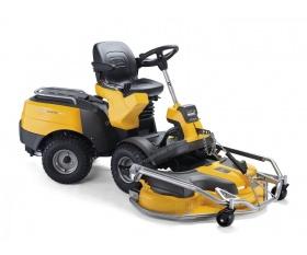 Stiga Park Pro 740 IOX traktor ogrodowy 4x4 AWD z agregatem Park 110 Pro EL Combi QF Briggs & Stratton 8270 Professional Series