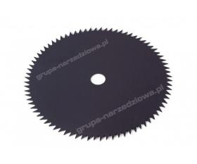Tarcza tnąca wykaszarki kosy Stiga 255 / 25.4 / 1.4 mm