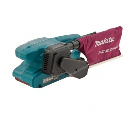 Makita 9910 szlifierka taśmowa 76 x 457mm 650W