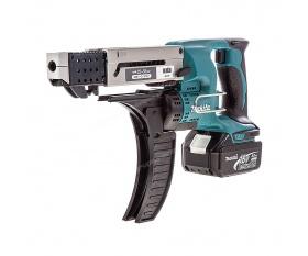 Makita DFR550RFE akumulatorowa wkrętarka z magazynkiem Li 18V 3Ah