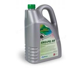 Olej EKO-PIL 68 do smarowania łańcuchów pił mechanicznych 5L