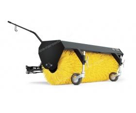 Szczotka do zamiatania i odśnieżania 100cm do traktorów Husqvarna prócz serii 126 i 130