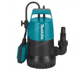 Makita PF0300 elektryczna pompa zanurzeniowa do wody czystej i lekko zabrudzonej 140l/min 300W