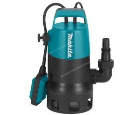 Makita PF0410 elektryczna pompa zanurzeniowa do wody czystej i lekko zabrudzonej 140l/min 400W