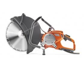 Husqvarna K 6500 PRIME™ + PP 65 ręczna przecinarka elektryczna 400mm 5500W z agregatem elektrycznym 6,5kW