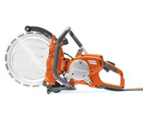 Husqvarna K 6500 Ring PRIME™ + PP 65 ręczna przecinarka elektryczna 370mm 5500W z agregatem elektrycznym 6,5kW