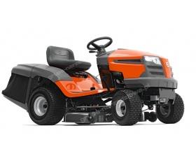 Husqvarna TC 138 traktor ogrodowy + podkaszarka 115iL z baterią i ładowarką GRATIS !  Raty 20 x 0% ! Darmowa dostawa !