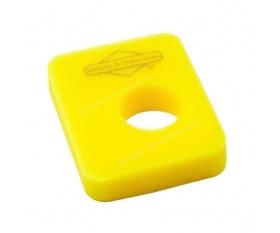 Filtr powietrza Briggs & Stratton 450E 500E gąbkowy żółty
