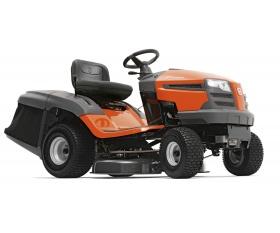 Husqvarna TC 38  traktor ogrodowy + podkaszarka 115iL z baterią i ładowarką GRATIS !  Raty 20 x 0% ! Wymień podkaszarkę na rabat