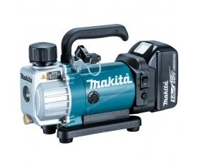 Makita DVP180RT akumulatorowa pompa próżniowa podciśnienia Li 1 x 18V 5,0 Ah