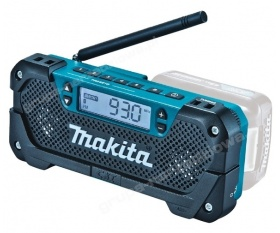 Makita MR052 akumulatorowy odbiornik radiowy Li-ion 10,8V korpus body