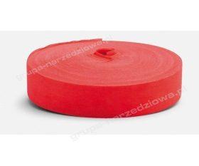 Taśma czerwona z wiskozy do znakowania drzew 20mm x 75m Husqvarna 574287701 5742877-01 574 28 77-01