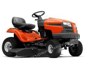 Husqvarna TS 138 traktor ogrodowy + podkaszarka 115iL z baterią i ładowarką GRATIS !  Raty 20 x 0% ! Darmowa dostawa !