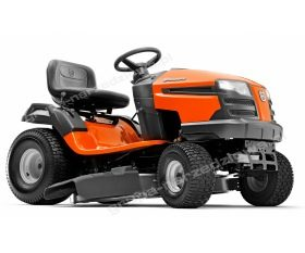 Husqvarna TS 38  traktor ogrodowy + podkaszarka 115iL z baterią i ładowarką GRATIS !  Raty 10 x 0% ! Darmowa dostawa !