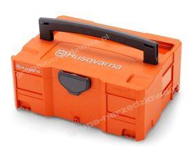 Skrzynka mała na akumulatory i ładowarkę Husqvarna 585428701 5854287-01 585 42 87-01