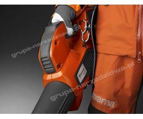 Zaczep dmuchawy akumulatorowej Husqvarna do przymocowania karabińczyka 586514201