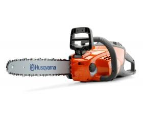 Husqvarna 120i akumulatorowa pilarka łańcuchowa 30cm zestaw z baterią BLi20 36V 4Ah i ładowarką QC80 967098202 9670982-02 967 09