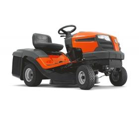 Husqvarna TC 130 traktor ogrodowy + podkaszarka 115iL z baterią i ładowarką GRATIS !  Darmowa dostawa ! 960510123